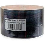VS CD-RW 80 4-12x Bulk/50, Перезаписываемый компакт-диск