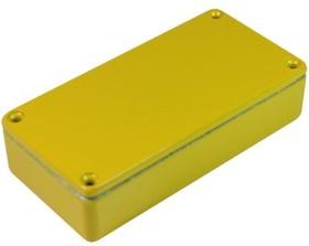 RTM5002/12-YEL, YELLOW MULTI-PURPOSE BOX 101X50X25MM