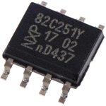 PCA82C251T/YM,112, CAN шина, приемопередатчик, CAN, 1, 1, 4.75 В, 5.25 В, SOIC
