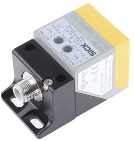 IN40-E0101K, IN4000 INDUCTIVE SWITCH,SN 15MM,40X40X66