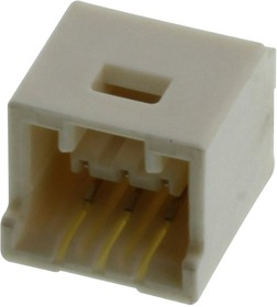 503159-0300, Разъем типа провод-плата, 1.5 мм, 3 контакт(-ов), Гнездо, CLIK-Mate 503159 Series