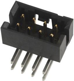 87833-2420, Разъем типа провод-плата, 2 мм, 24 контакт(-ов), Штыревой Разъем, Milli-Grid 87833 Series