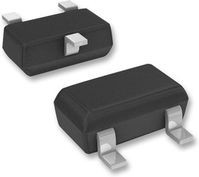 MAX803TEXR+T, Устройство контроля, активный низкий, выход сброса с открытым стоком, 1.2В-5.5В (Vin), SC-70-3