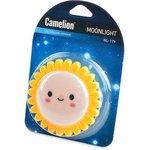 "Camelion NL-179 ""Солнышко"" ночник с выключателем, 4LED BL1 ..."