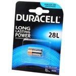 DURACELL 28L / 2CR1/3N (литиевый аналог 4LR44, 476A, V28PX ...