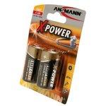 ANSMANN X-POWER 5015623 LR14 BL2, Элемент питания