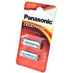 Panasonic Cell Power LRV08L/2BE LRV08 23A BL2, Батарея