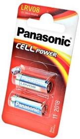 Panasonic Cell Power LRV08L/2BE LRV08 23A BL2, Элемент питания