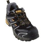 Cutter/7, Cutter Black Steel Toe Men Safety Trainers, UK 7, US 8