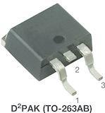 IRF620STRLPBF, Trans MOSFET N-CH 200V 5.2A 3-Pin(2+Tab) D2PAK T/R