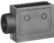 3PA1, Switch Access Side Mount Enclosure Basic Switch