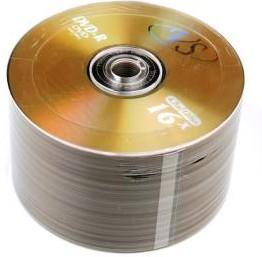VS DVD-R 4.7 GB 16x Bulk/50, Записываемый компакт-диск