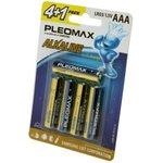 PLEOMAX LR03-4+1 BL5, Элемент питания