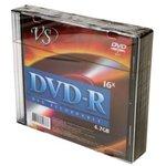 VS DVD-R 4.7 GB 16x SL/5, Записываемый компакт-диск