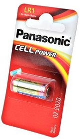 Panasonic Cell Power LR-1L/1BE LR1 BL1, Элемент питания