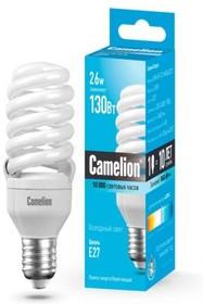 Фото 1/2 Camelion LH26-FS-T2-M/842/E27 MINI BL1, Лампа