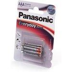 Panasonic Everyday Power LR03EPS/2BP LR03 BL2, Элемент питания