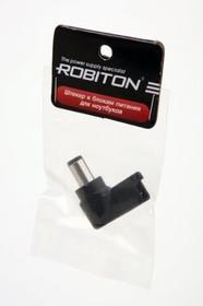 Фото 1/2 ROBITON NB-LUQ 6,3 x 3,0/10мм BL1, Штекер