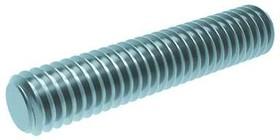 Шпилька резьбовая М10х1000 DIN 975 (дл.1м) Партнер 42893