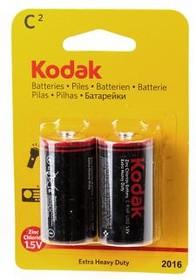 Kodak Extra Heavy Duty R14 BL2, Элемент питания
