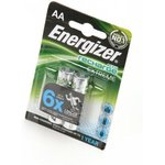 Energizer Recharge Extreme AA 2300мАч BL2, Аккумулятор