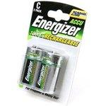 Energizer C 2500мАч BL2, Аккумулятор