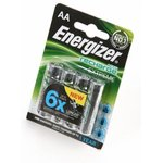 Energizer Recharge Extreme AA 2300мАч BL4, Аккумулятор