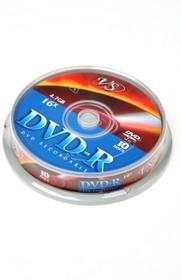 VS DVD-R 4.7 GB 16x CB/10, Записываемый компакт-диск
