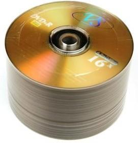 VS DVD+R 4.7 GB 16x Bulk/50, Записываемый компакт-диск