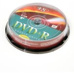 VS DVD+R 8.5 GB 8x CB/10 Double Layer Ink Print ...