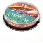 VS DVD+R 8.5 GB 8x CB/10 Double Layer Ink Print, Записываемый компакт-диск