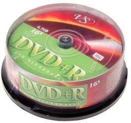 VS DVD+R 4.7 GB 16x CB/25, Записываемый компакт-диск