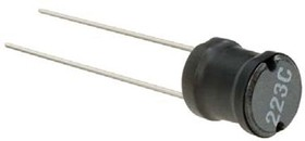 Фото 1/2 13R684C, INDUCTOR 680UH 0.42A RADIAL 8X10MM