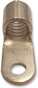 RNB38-5, Клемма с кольцевым наконечником, M5, #10, 2 AWG, 9.4 мм², Серия RNB