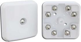 10355, Коробка коммутационная (разветвительная) низковольтная КС-4 на винте
