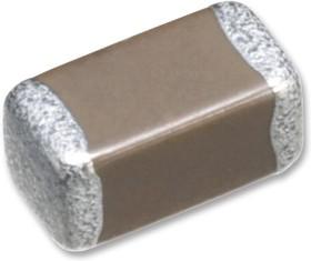C1608X5R1E225M080AB, Многослойный керамический конденсатор, 0603 [1608 Метрический], 2.2 мкФ, 25 В, ± 20%, X5R, C Series