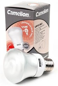 Camelion LH15-R63/827/E27 Warm Light (827), Лампа