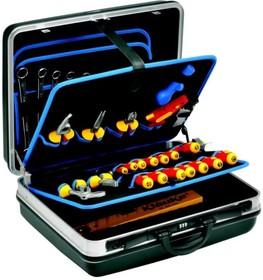 KL860BM, KLAUKE набор инструментов 25 предметов в кейсе