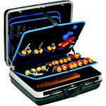 KL870BL, KLAUKE набор инструментов 33 предмета в кейсе