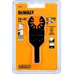 Полотно пильное DEWALT DT20706-QZ для мфи погружное чистый пропил 43X10мм для ...