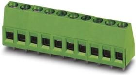 1715129, Conn PC Terminal Block 12 POS 5mm Solder ST Thru-Hole 17.5A