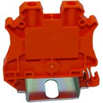 XBUT4OR, TERMINAL BLOCK, 6.2MM, 30A, 26-10AWG