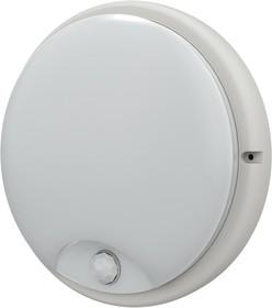 Светильник светодиодный ДПО 4200Д 12Вт IP54 6500К круг бел. ИК ДД ИЭК LDPO0-4200D-12-6500-K01