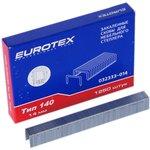 Скобы EUROTEX 032333-014 14мм для меб. степлера шир.10.6мм ...