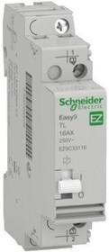 Реле импульсное EASY9 TL 16A 1НО 230/250В АС 50Гц SchE EZ9C33116