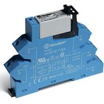 Модуль интерфейсный электромеханич. реле 2CO 8А AgNi 24В DC (чувствит.) IP20 ...