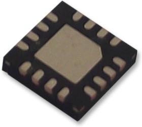 TPS43061RTET, DC/DC контроллер, токовый режим, 4.5В до 38В, 1 выход, синхронный повышающий, 1МГц, WQFN-16