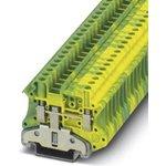 Фото 2/2 3046207, Conn Ground Modular Terminal Block F 2 POS Screw T DIN Rail