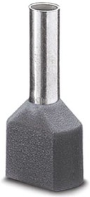 3201000, Ferrules Terminal Electrolytic Copper Gray 23mm