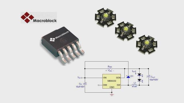 Импульсные стабилизаторы тока для светодиодов своими руками